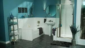 Bathroom Tile Feature Ideas Colors Colors Brown And Blue Bathroom Tile Ideas Perfect Light Floor