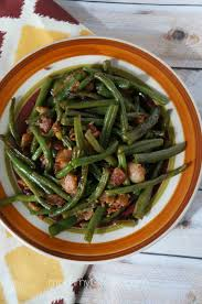 bacon green bean side dish a must try thanksgiving dinner idea