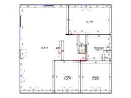 plan d une chambre plan d une maison de 100m2 1 lzzy co scarr co