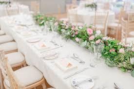 Wedding Flowers Essex Prices Blush Pink U0026 Gold Outdoor Wedding At The Secret Garden In Essex