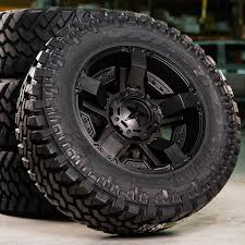 Truck Wheel And Tire Packages Kmc Rockstar Xd811 Rockstar 2 Black Wheels For Sale U0026 Kmc Rockstar