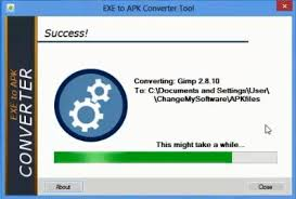 how to convert zip to apk convert exe file to apk file windows exe to android apk