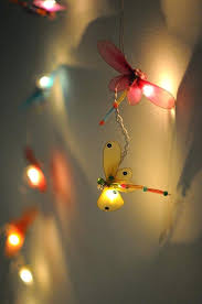 decorative led string lights 20 x dragonfly string light handmade