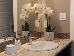 bathroom vanity backsplash ideas bathroom countertop ideas milwaukee granite vanity images