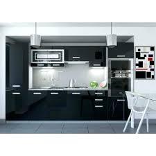 cuisine grise pas cher meuble bas cuisine gris meuble de cuisine bas gris 2 portes 2