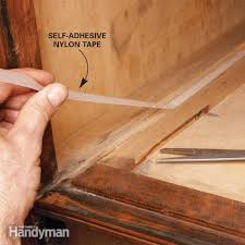 How To Get Wax Off Wood Table How To Remove Stains In Wood Furniture Family Handyman