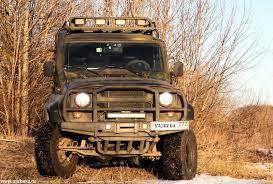 uaz hunter tuning тюнинг автомобиля уаз хантер от московского внедорожного клуба
