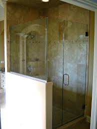 Shower Partitions Custom Glass Shower Enclosures Gallery A Mirror Image Custom