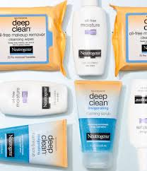 deep clean oil free makeup remover cleansing wipes neutrogena