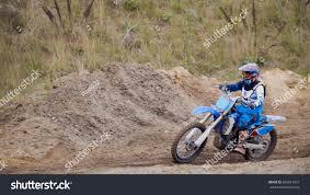 motocross bike finance motocross racer on dirt bike sport stock photo 603691397