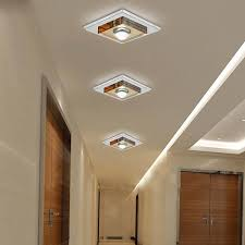 Ceiling Mounted Lights Cree Modern 3w 5w Led Crystal Ceiling Lights Flush Mount Modern