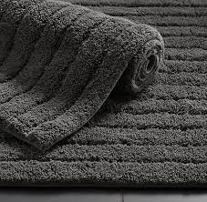 Cotton Bathroom Rugs Cotton Bath Rug Collection Rh