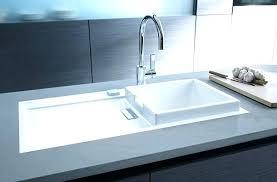 vasque cuisine evier vasque cuisine dimension siphon evier