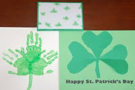 my 1st published article easy st patrick u0027s day crafts in lieu