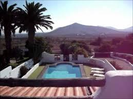 Villas With Games Rooms - villa antonio lanzarote 11mtr private pool tub games room
