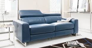 three seater recliner sofa 100 real leather 3 seater double power recliner sofa