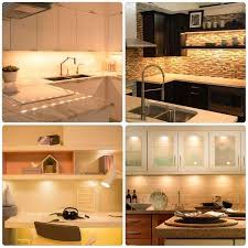 how to install led puck lights kitchen cabinets 3 deluxe cabinet led puck lights warm white 3000k