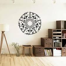 islamic design muslin wall decal sticker living room bedroom