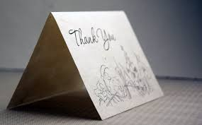thank you cards handmade cards a wide variety of thank you cards