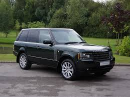 green range rover stock tom hartley jnr