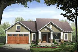 ranch home plans with front porch 3 bedrm 1509 sq ft ranch house plan 141 1020