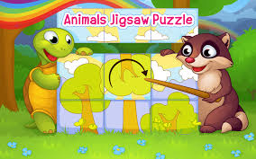 animals jigsaw puzzle free android apps on google play