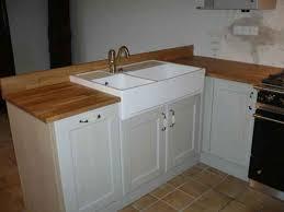 cuisine plan de travail bois plan de travail bois cuisine douillet