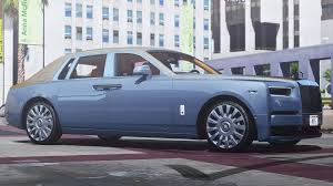 rolls royce phantom 2018 rolls royce phantom viii add on hq gta5 mods com