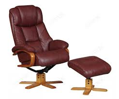 home decor appealing leather swivel recliner to complete gfa