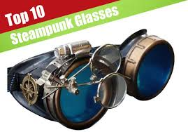 10 cool looking steampunk glasses that you can buy now jerusalem