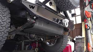 jeep snorkel exhaust 1992 jeep wrangler 4 0l exhaust borla headers catback k u0026n fipk