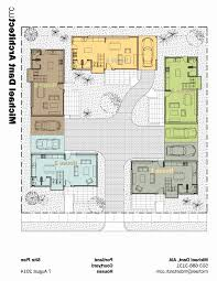 small house plans with courtyards house plans with courtyard unique luxury modern courtyard house
