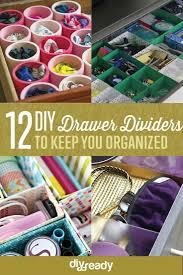the 25 best diy drawer dividers ideas on pinterest diy drawer