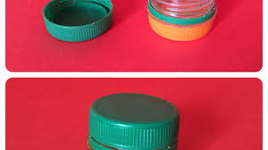 how to make small containers with plastic bottles diy home