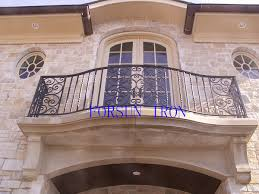 wrought iron balcony railing designs ornamental elegant wrought