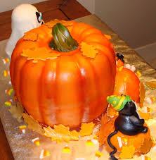 Halloween Pumpkin Cakes Airbrushed Halloween Pumpkin Cake U2026 Cake Your Day Special
