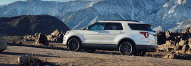 many trim levels are offered on the 2017 ford explorer