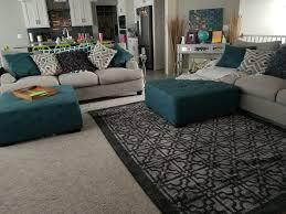 Nfm Area Rugs Paradigm Sofa In Quartz Nebraska Furniture Mart