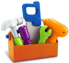 toddler tool set kids preschool pretend play toys workshop tools