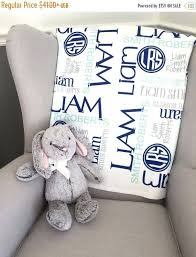personalization baby gifts cheap personalized baby blankets personalized baby blanket