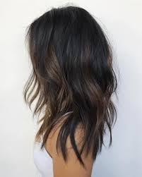 partial hi light dark short hair 20 jaw dropping partial balayage hairstyles