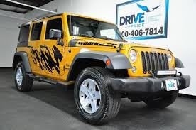 jeep wrangler sport accessories 2014 jeep wrangler unltd sport 4wd 10k fact wrnty keyless entry