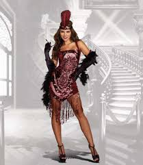 flapper halloween costumes for womens sequin gatsby costume flapper