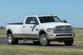 Dodge 3500 Truck Box - 2014 ram 3500 hd laramie longhorn first test motor trend
