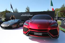 lamborghini jeep urus suv is the right type of vehicle for lamborghini u0027s first hybrid