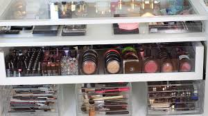 after months of planning and building my beauty area i want to