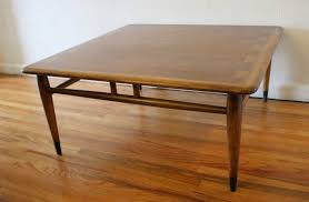 vintage square coffee table lane acclaim square coffee table 3 picked vintage