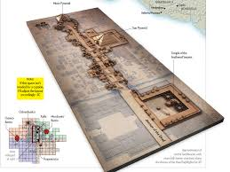 Teotihuacan Map Gods Of Blood And Stone Erik Vance