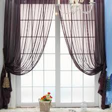 Purple Sheer Curtains Purple Sheer Curtains In And Design