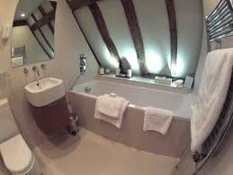 small attic bathroom sloped ceiling 19 best bathroom images on